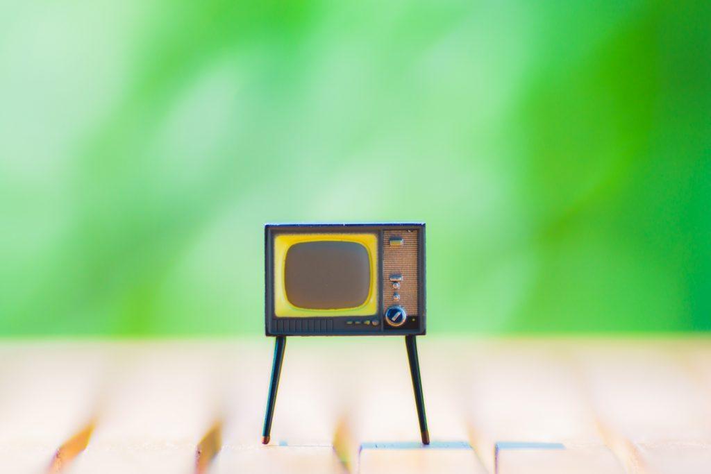 画像:テレビの処分方法