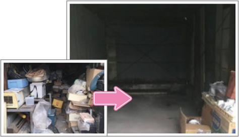 倉庫もその他の解体も!
