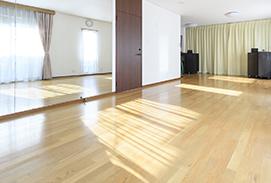 床上の特殊清掃