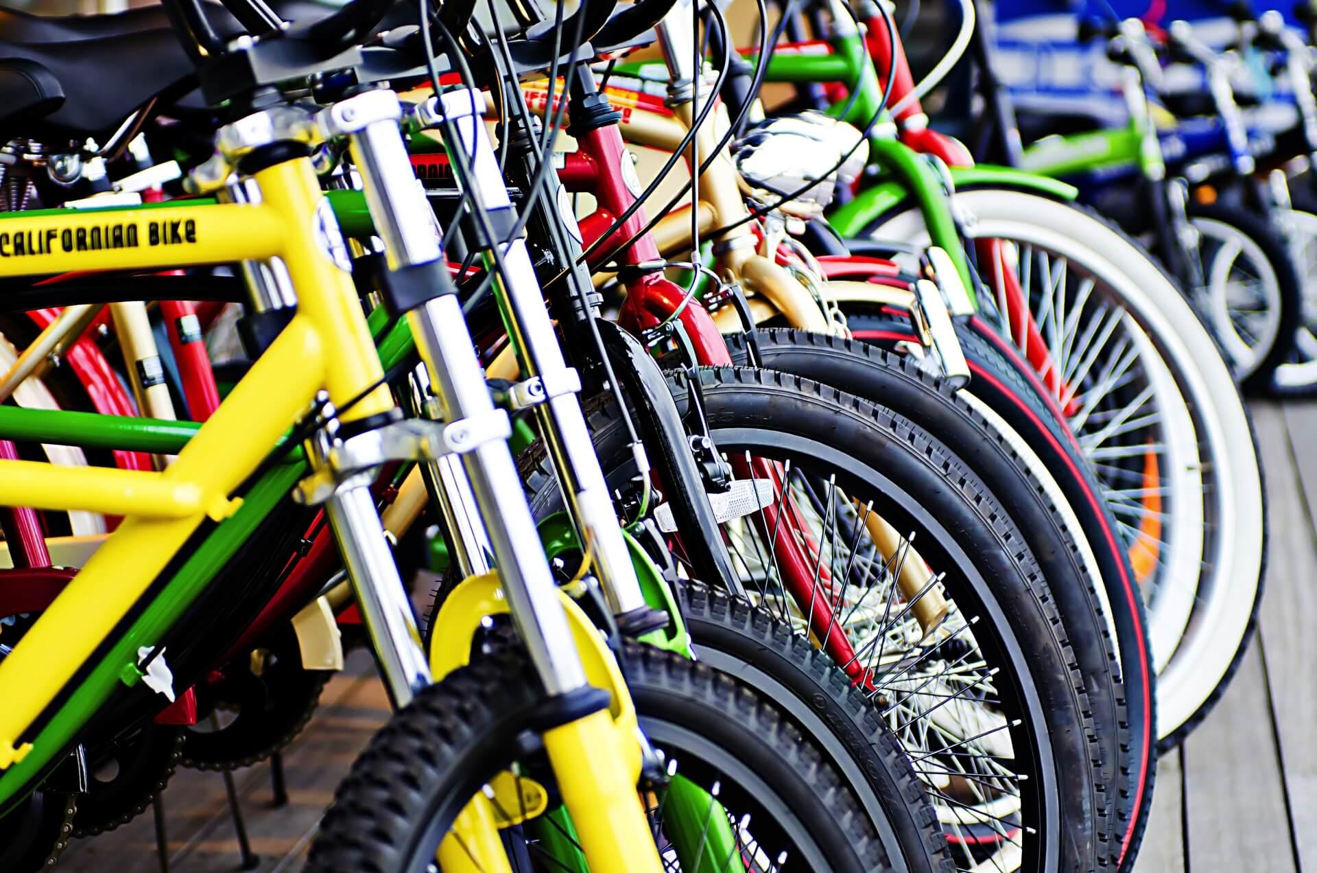 大阪市 不用になった自転車の処分方法