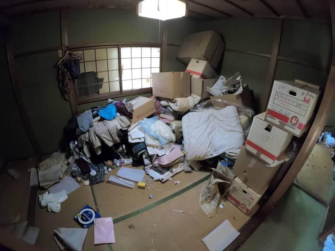 堺市にて不用品整理のご依頼頂きました!【料金記載】