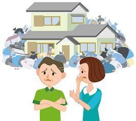 隣人がまさかのゴミ屋敷!!その時の対処法をお話しいたします。