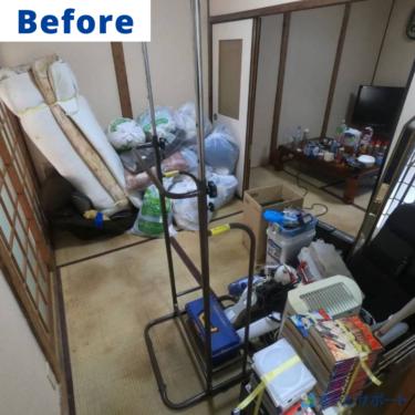 八尾市にて不用品回収のご依頼頂きました【料金記載】