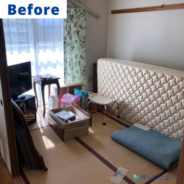堺市北区にて3DKのお部屋の丸々のお片付けのご依頼頂きました【料金記載】