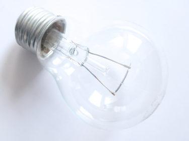 不用品となった電球の処分方法を公開!電球の種類による捨て方の違いは?